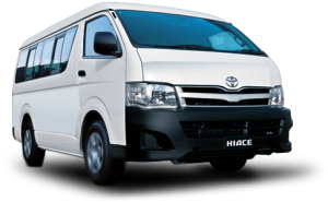 Toyota Grand Cabin for Rent in Lahore