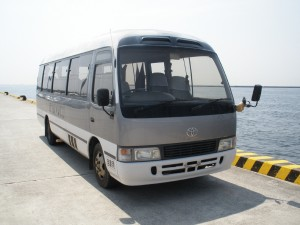 Luxury Bus Image