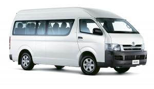 Toyota Van Image