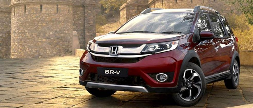 Honda BRV Now Available at Haririi Rent a Car